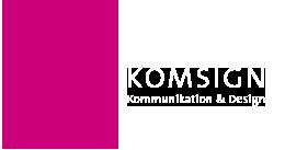 Komsign Kommunikation und Design